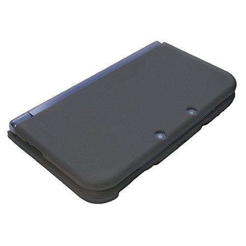 IINE New3DSLL version Silicon case (Black)