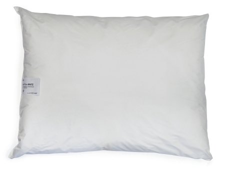 McKesson Bed Pillow - 41-1925-WXFCS - 19'' x 25'' (White), 12 Each / Case by McKesson (Image #1)