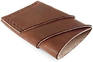 Port Wallet, Handmade Minimal Leather Card Wallet