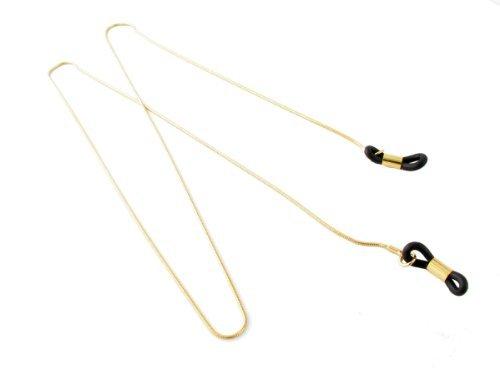 Calabria M-723 Gold Eyeglass Necklace by Calabria