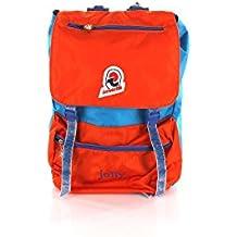 Backpack INVICTA - JOLLY VINTAGE III - bi color italian design padded computer pocket new