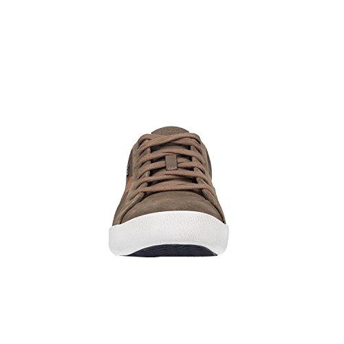 Geox U Box G, Scarpe da Ginnastica Basse Uomo Marrone (Taupe C6029)