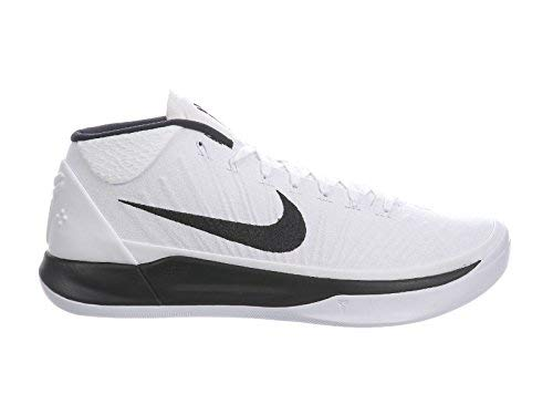 san francisco 256bb a2c9c Nike Men s Kobe AD Basketball Shoe, (11.5, White Black)