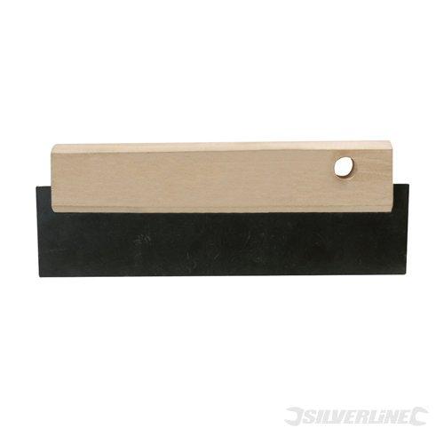 200 mm Silverline 676569 Esp/átula de goma para lechada