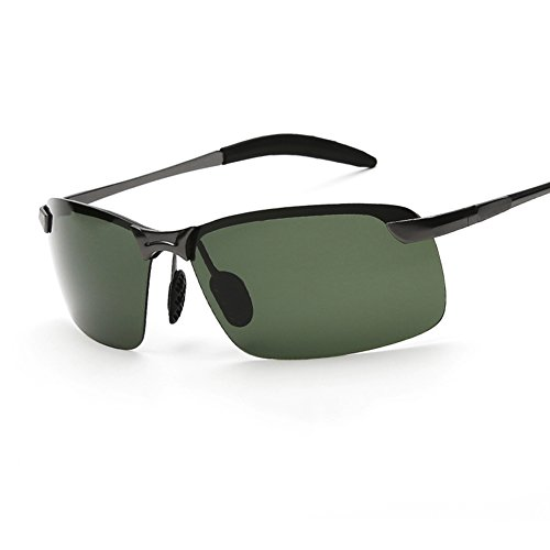 Gafas Black De Conducción WYYY Solar Gray dark UVA Protección Aire Gafas Sol UV Anti green Protección Color Libre Polarizada Gafas De 100 Clásico Luz Black Hombres qBXWwXIC