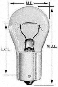 Wagner Lighting 1073 Miniature Bulb - Box of 10