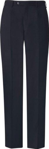 Style Coupe Basic Pantalon Pour Costume Greiff Confort Hommes Marine 1324 XR6w0