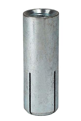 Simpson Strong Tie DIA62SS Simpson Strong-Tie 303 Stainless Steel Drop-In Anchor 5/8-inch Rod 2-1/2-inch body 25 per Box