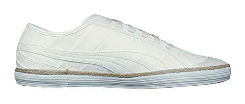 Vulcan Puma Para Hombre Alexander Zapatillas Mcqueen Deporte Leather Amq White De qqtBrF