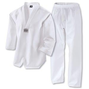 Century Martial Arts Lightweight Taekwondo Student Uniform - White, 00 - Child 4-6 by Century