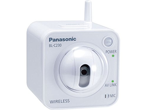 PANASONIC BL-C230A NETWORK CAMERA TELECHARGER PILOTE