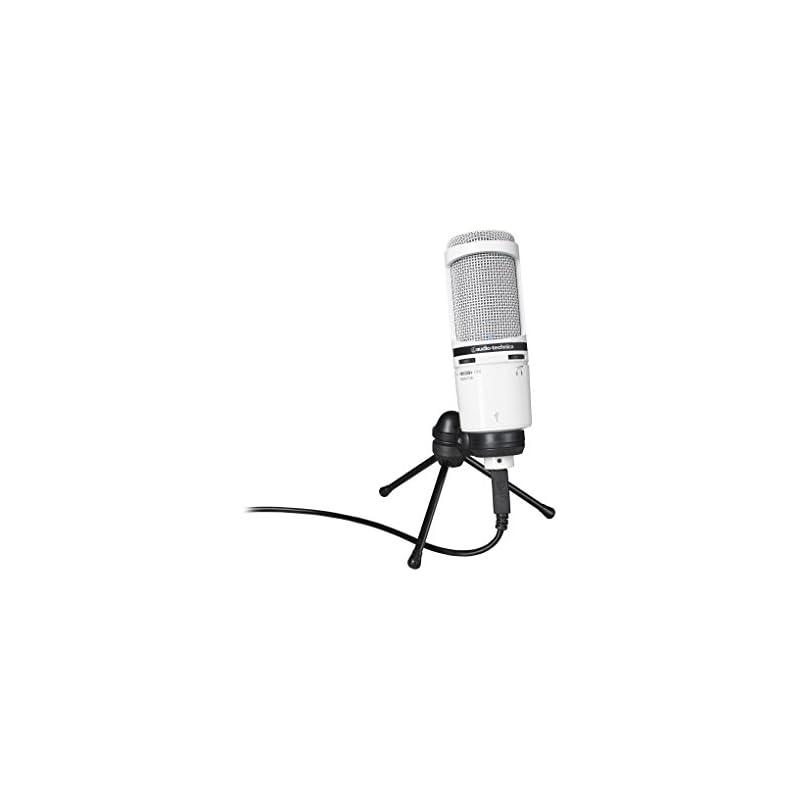 Audio-Technica AT2020USB+ Cardioid Conde