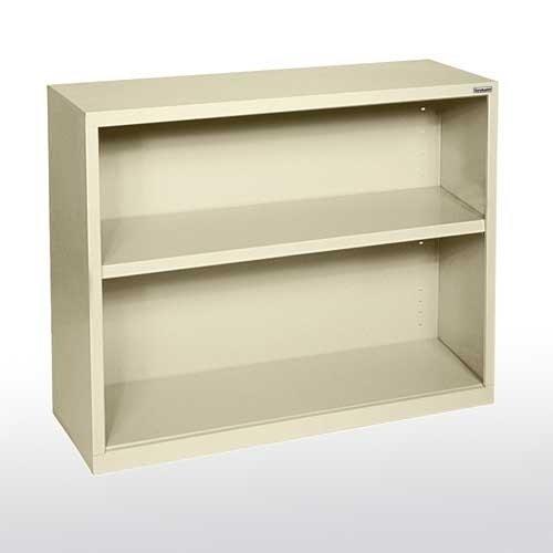 Sandusky Lee BA10361830-07 Elite Series Welded Bookcase, 18