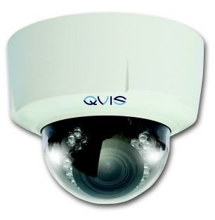 F7A1 - CCTV 720P HD NETWORK IR VANDAL CAMERA 1.3MP POE 2.8-12MM LENS DAY/NIGHT