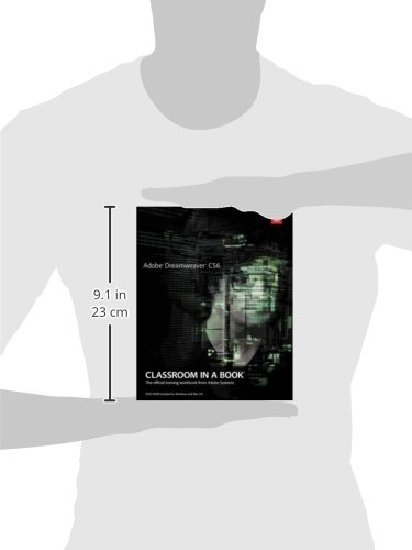 Adobe Dreamweaver Cs6 Classroom In A Book Dvd