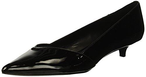 Calvin Klein Women's Mai Pump, Black, 9.5 Medium US -