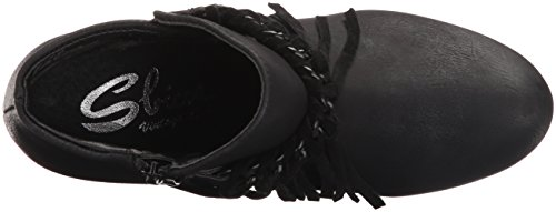 Sbicca Women's Zepp Ankle Bootie Black 8SFeAe