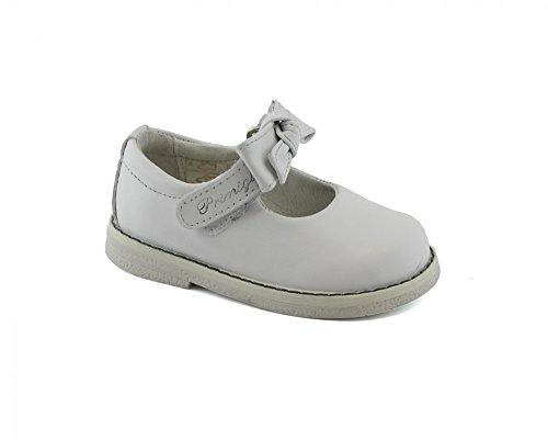 Filles 1353511 Primigi Blanc Bianco À Molette Chaussures Ballerines 76n8Exwq