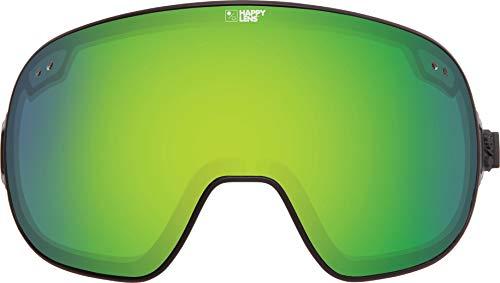 Spy Optic Bravo Lens, Happy Bronze with Green Spectra Lens (Spy Optic Marshall Goggles Lens)