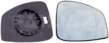 Heated Right Driver Side Wing Mirror Glass Aftermarket 388-RNG173HA-8147 Driver Side