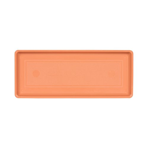 - Novelty Countryside Flower Box Tray, Terracotta, 18-Inch
