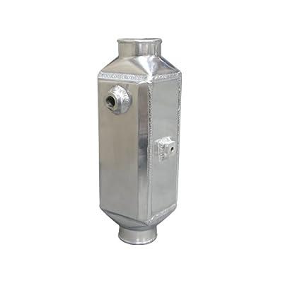 Universal Liquid/Water to Air Intercooler 3.5X4X14: Automotive