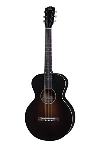 2016 gibson acoustic 1928 l 1 blues tribute small body acoustic electric guitar red spruce. Black Bedroom Furniture Sets. Home Design Ideas