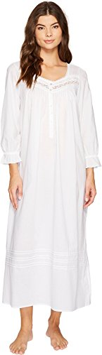 Long Sleeve Ballet Nightgown - 1
