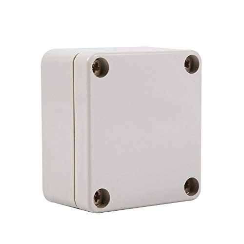 1PC ABS Waterproof Junction Box, Good Sealing Performance, Long Service Time, 2 Sizes for Your Choice(656035mm) by Mugast (Image #6)