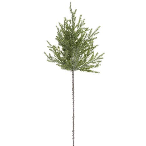 SilksAreForever 29.5インチ Juniper 人工茎 - グリーン/グレー (12個パック) B07JW2SNWQ