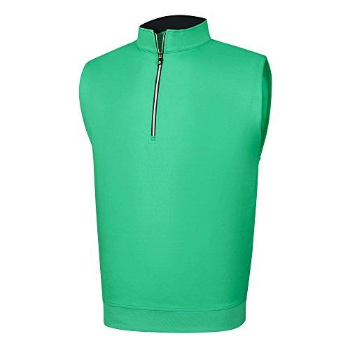 (FootJoy Half-Zip Jersey Vest)