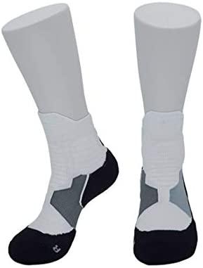 STFXSX Calcetines Calcetines de Baloncesto Calcetines Elite otoño ...