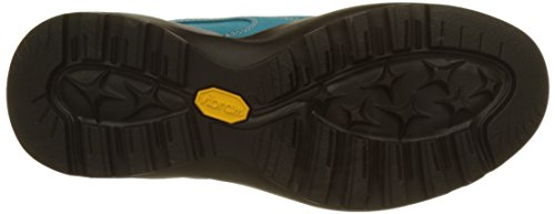 Asolo Shiver Gv Ml - Zapatos de Low Rise Senderismo Mujer Azul (Blue Pavone)