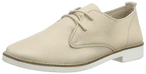 Bullboxer 810e5l000 - Zapatos de cordones oxford Mujer Beige