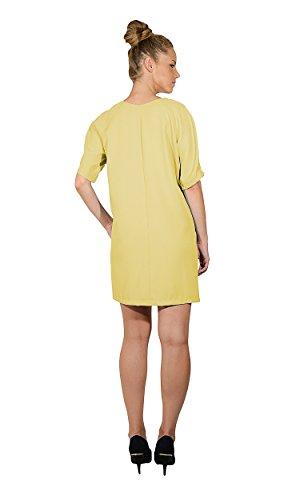 Vestido Amarillo Zohar