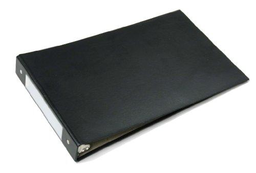SKILCRAFT 3-Ring Binder Legal Black for 8.5 x 14