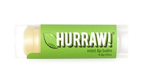 Mint Lip Balm, Hurraw!