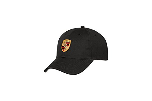 porsche-black-crest-logo-cap-official-licensed
