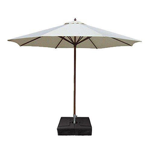 CELEISITE 2-piece Umbrella BASE WEIGHT BAGS, Waterproof Umbrella Stand Weights, 18'' Weight Bags with Shovel for any Offset, Cantilever or Outdoor Patio Umbrella, Easy to Set up by celeisite (Image #8)