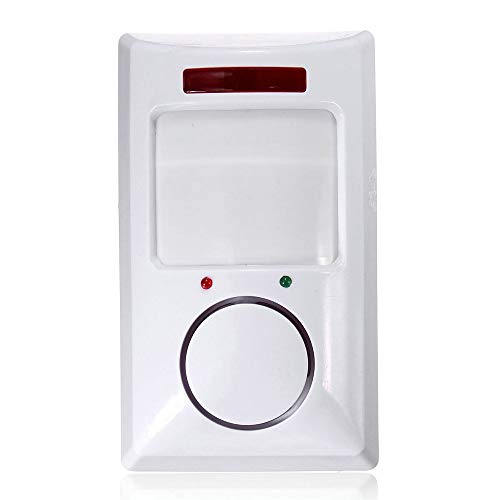 Clearance Sale!UMFunWireless Home Security Door Window Entry Burglar Alarm System Magnetic Sensor -