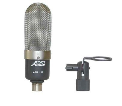 (Audio2000s ARM1103 Professional Ribbon Microphone by Audio2000's )