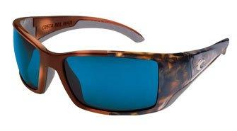 Costa Del Mar Blackfin Sunglasses Tortoise / Blue Mirror - Costa Are Sunglasses Any Good
