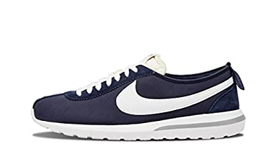Nike Mens Roshe Cortez SP/Fragment Obsidian/White Synthetic