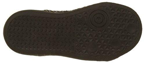 Bisgaard 31813217, Zapatillas Altas Para Niñas Noir (218 Black)