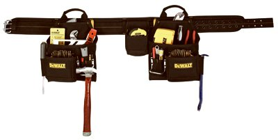 CLC Work Gear DG5640 16 Pocket Deluxe Carpenters Combo Apron