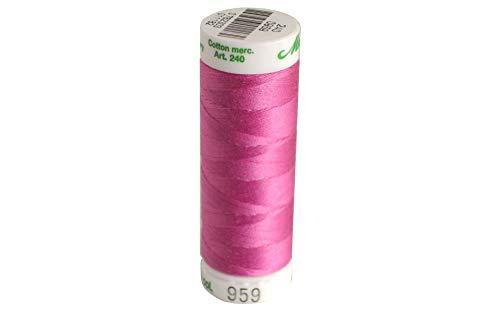 Mettler Silk Fin Cotton #60 219yd Size 60 959