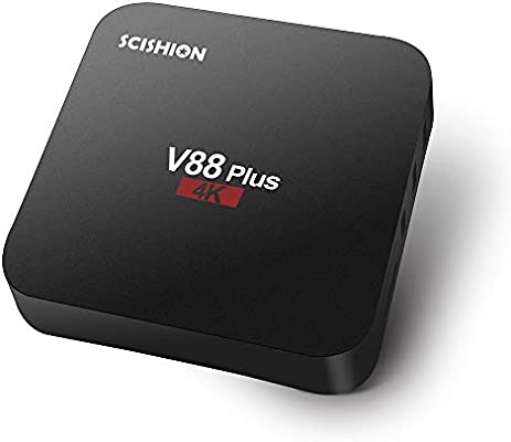 Android 8.1 RK3229 Quad Core Smart TV Box 2GB//16GB Miracast WiFi VP9 DLNA