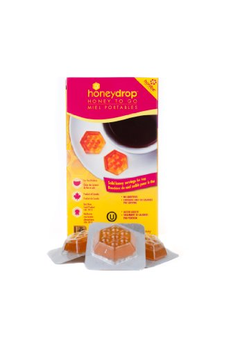UPC 663448000430, Honibe Honey Drop, 12 count individual Portions (Pack of 5)