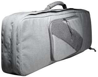Haley Strategic Partners Incog Discreet Rifle Case Bag 1000D Cordura Disruptive Gray Made in the USA
