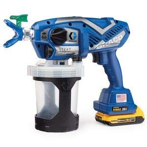 Graco Ultra Cordless Airless Handheld Paint Sprayer 17M363 best to buy